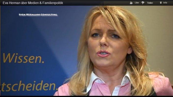 Eva Hermann über Medien & Familienpolitik