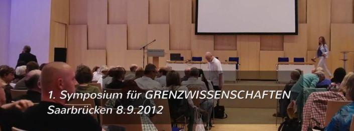 sept. 2012 Symposium der Grenzwissenschaften