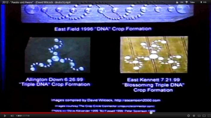 david wilcock - etwas geschieht mit DNA ?