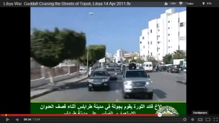 libyen zur zeit gaddafis