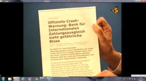 crash warnung