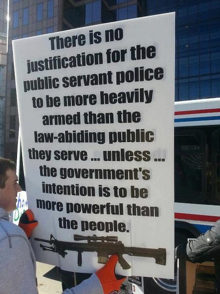 entwaffnung bevölkerung