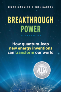 jeane manning breakthrough power