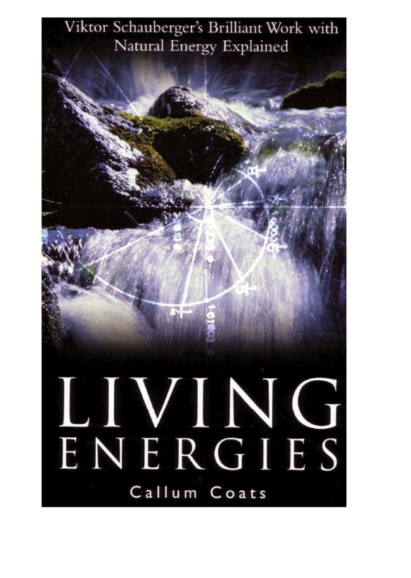 Living-Energies-Viktor-Schauberger-Callum-Coats