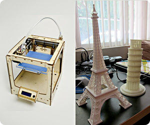 Ultimaker-3D-Printer-Samples