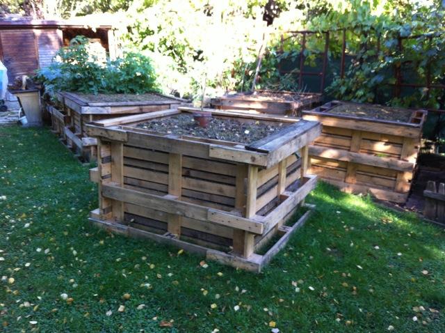 Gartenmobel Ausstellung Neuss : Hochbeete aus Paletten, Anleitung « h0rusfalke