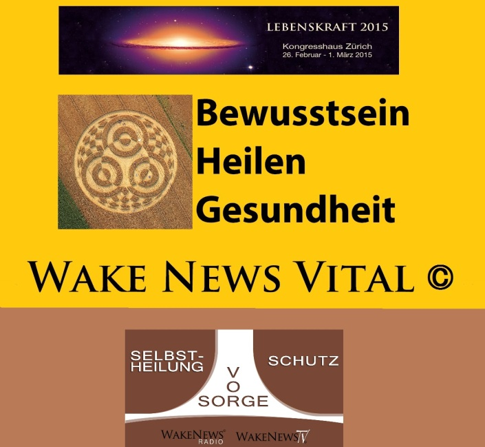 Lebenskraft Messe Zürich Wake News Vital - Bericht 20150224
