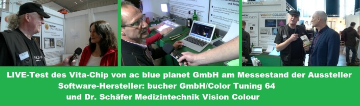 LIVE Test Vita-Chip