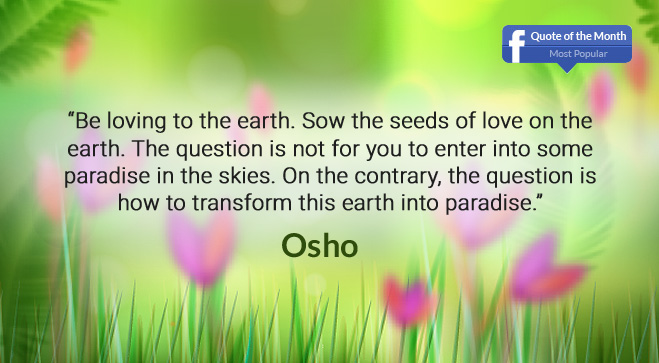 osho earth